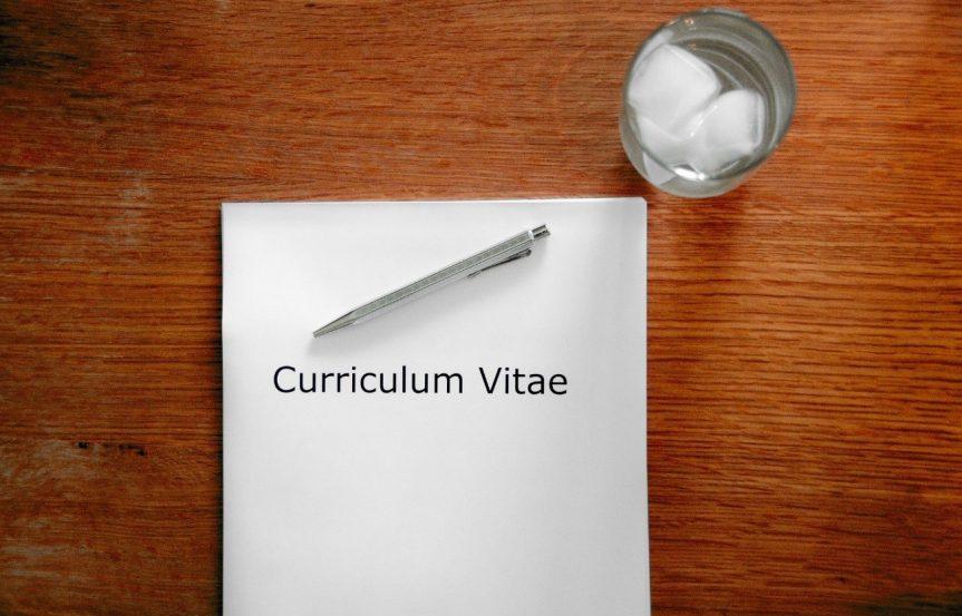 consejos para rellenar el CV